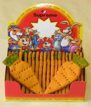 Supreme Giant Carrots Small Animal Treats