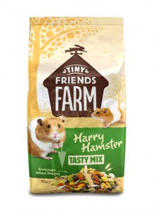 Supreme Harry Hamster Tasty Mix