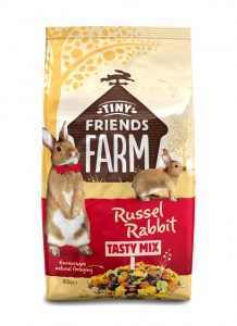 Supreme Tiny Friends Farm Russel Rabbit Tasty Mix