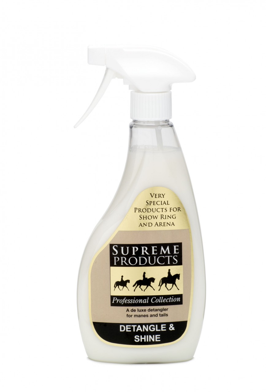 Supreme Products Detangle & Shine for Horses