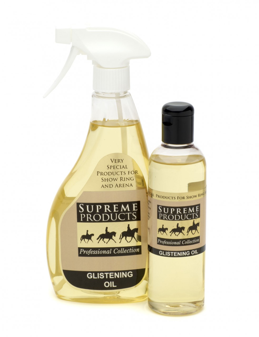 Supreme Products Glistening Oil for Horses