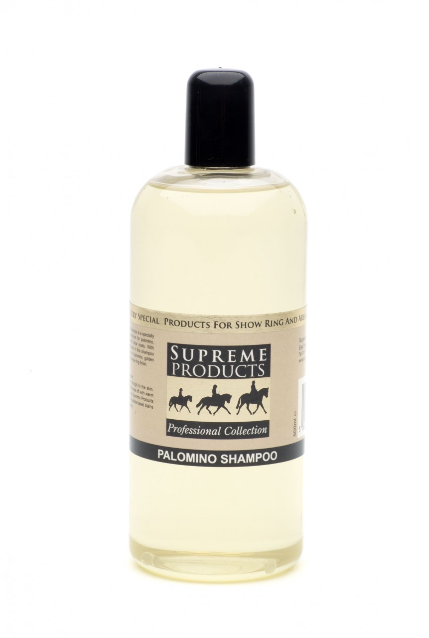 Supreme Products Palomino Shampoo for Horses