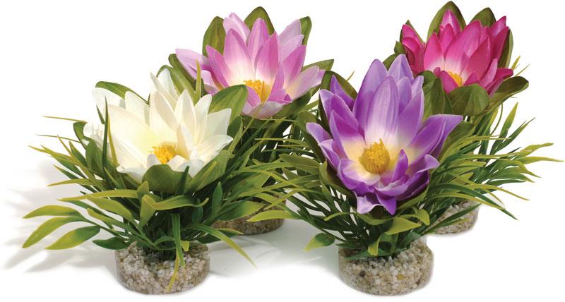Sydeco lotus flower aquarium plant sydeco lotus flower aquarium plastic plant mightylinksfo