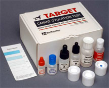 Target Canine Ovulation Kit for Dogs