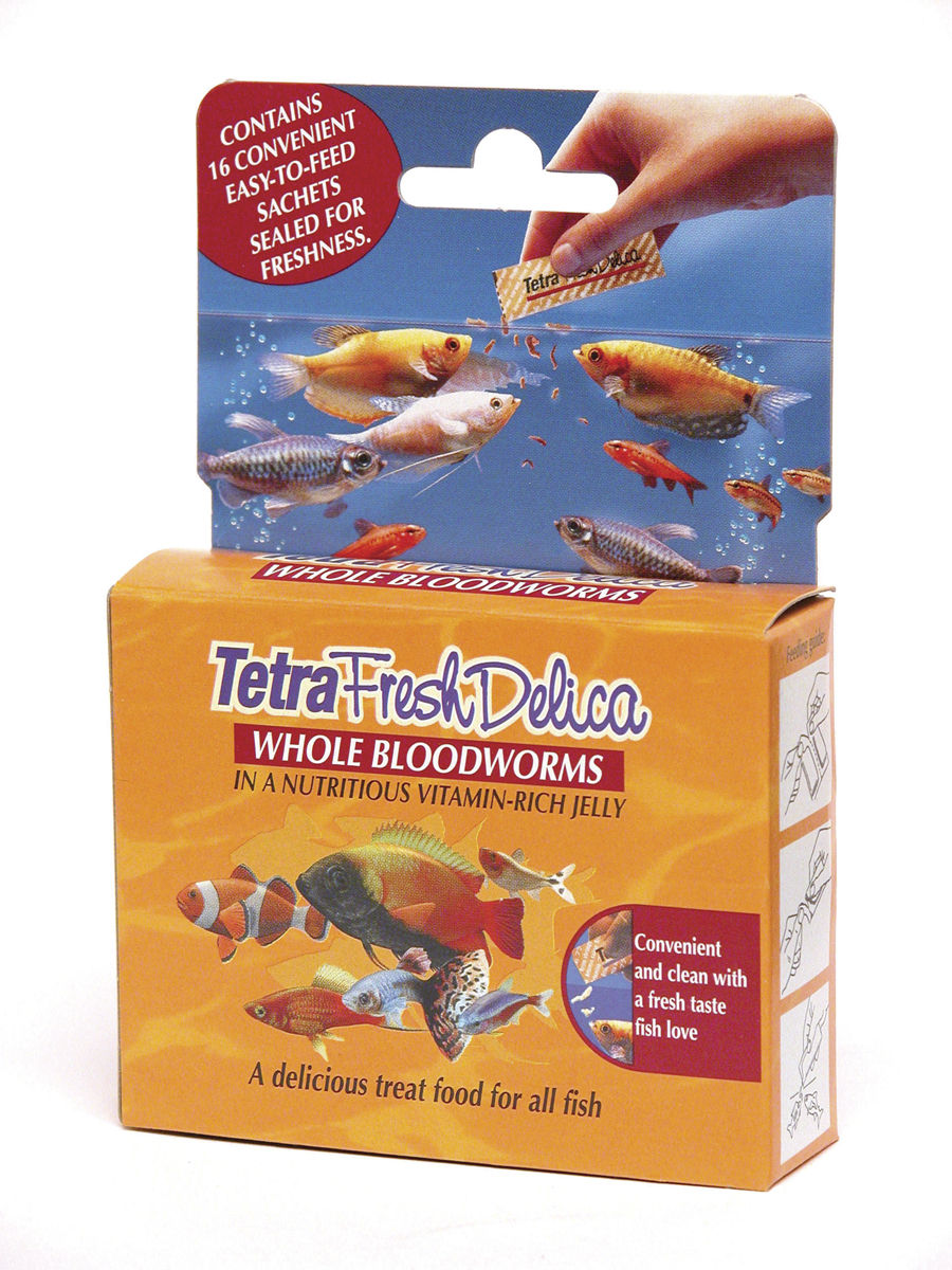 Tetra Fresh Delica Fish Food