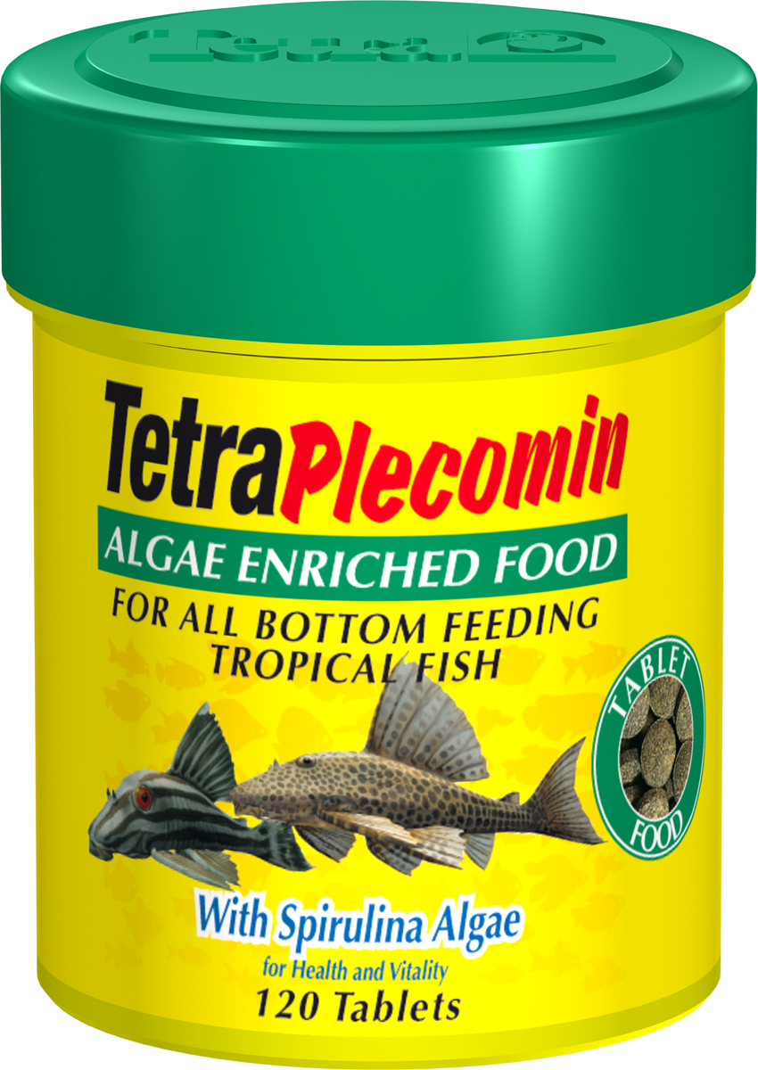 Tetra Plecomin Fish Food