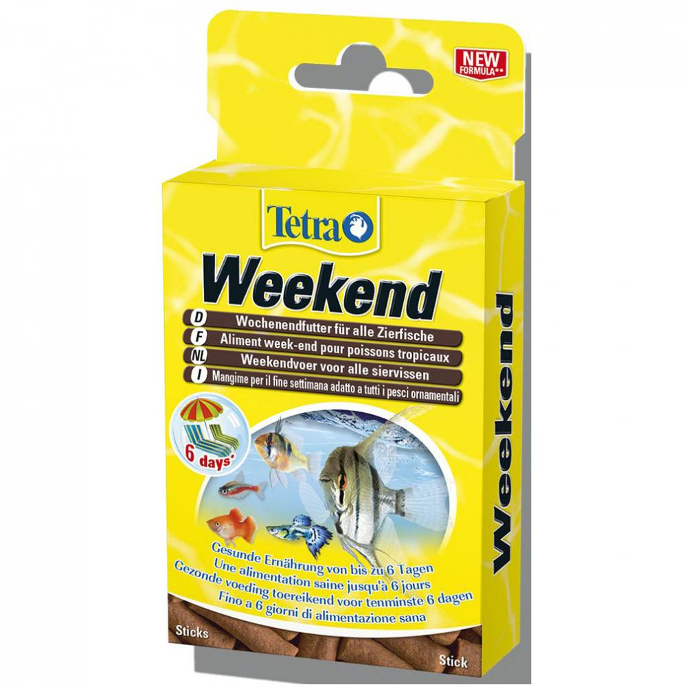TetraMin Weekend Sticks Fish Food