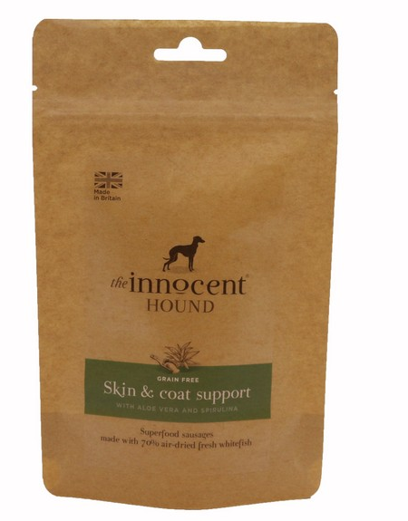 The Innocent Hound Skin and Coat Support Sausage