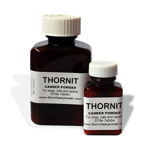 Thornit Canker Ear Powder