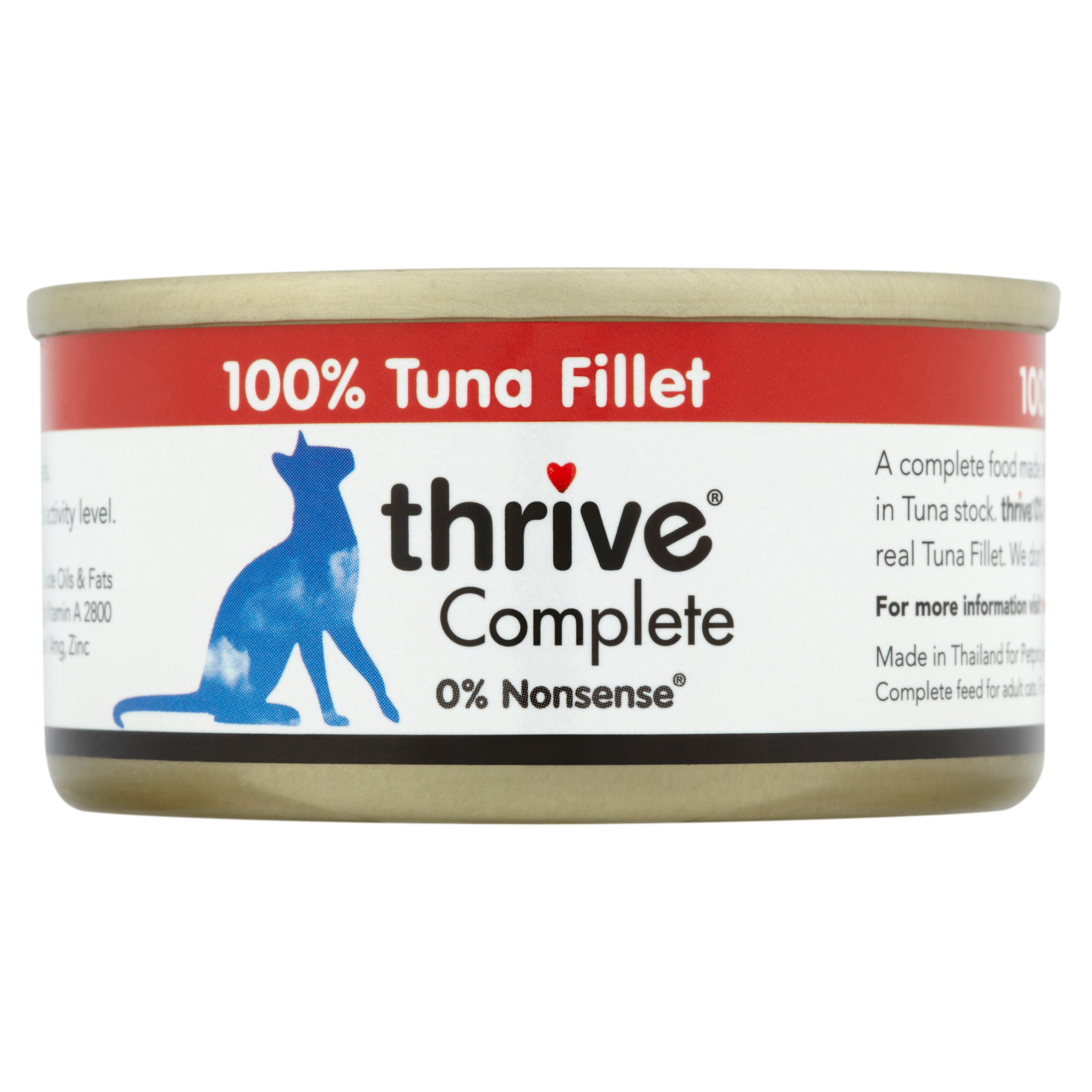 Thrive Complete Wet Cat Food Review