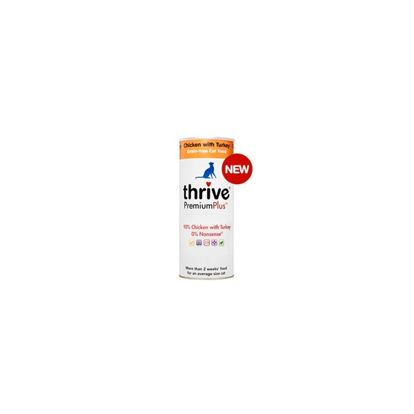 thrive PremiumPlus Cat Food