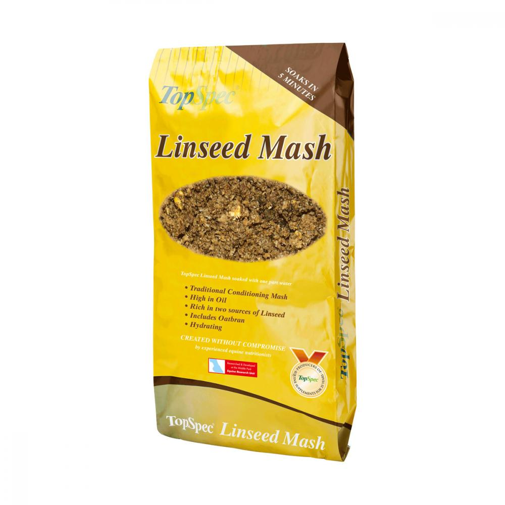 TopSpec Linseed Mash