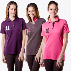 Townend Gorsehill Ladies Polo Shirt