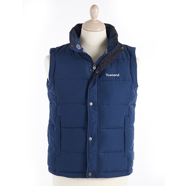 Townend Quest Unisex Padded Gilet