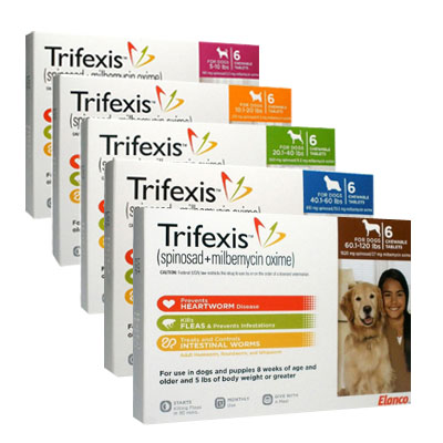 Trifexis Tablets