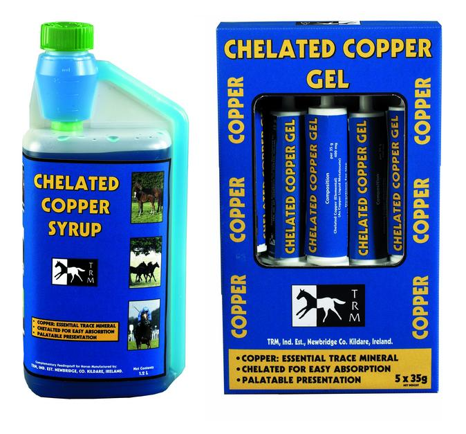 TRM Chelated Copper for Horses