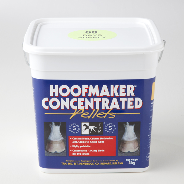 TRM Hoofmaker Concentrated Pellets for Horses