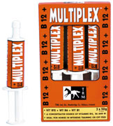 TRM Multiplex Syringe for Horses