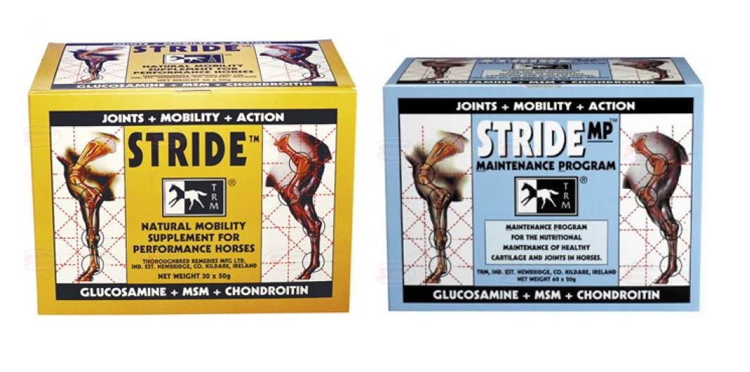 TRM Stride for Horses