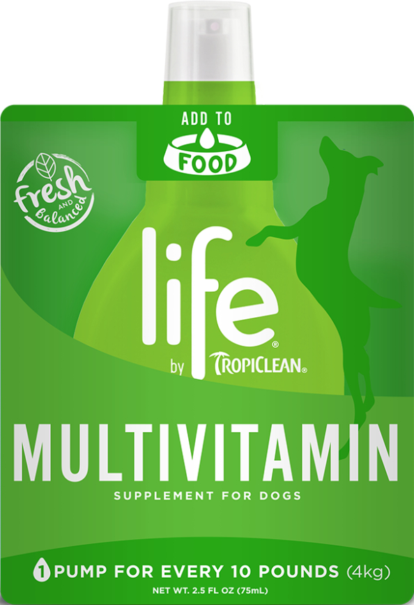 Tropiclean Life MultiVitamin Supplement