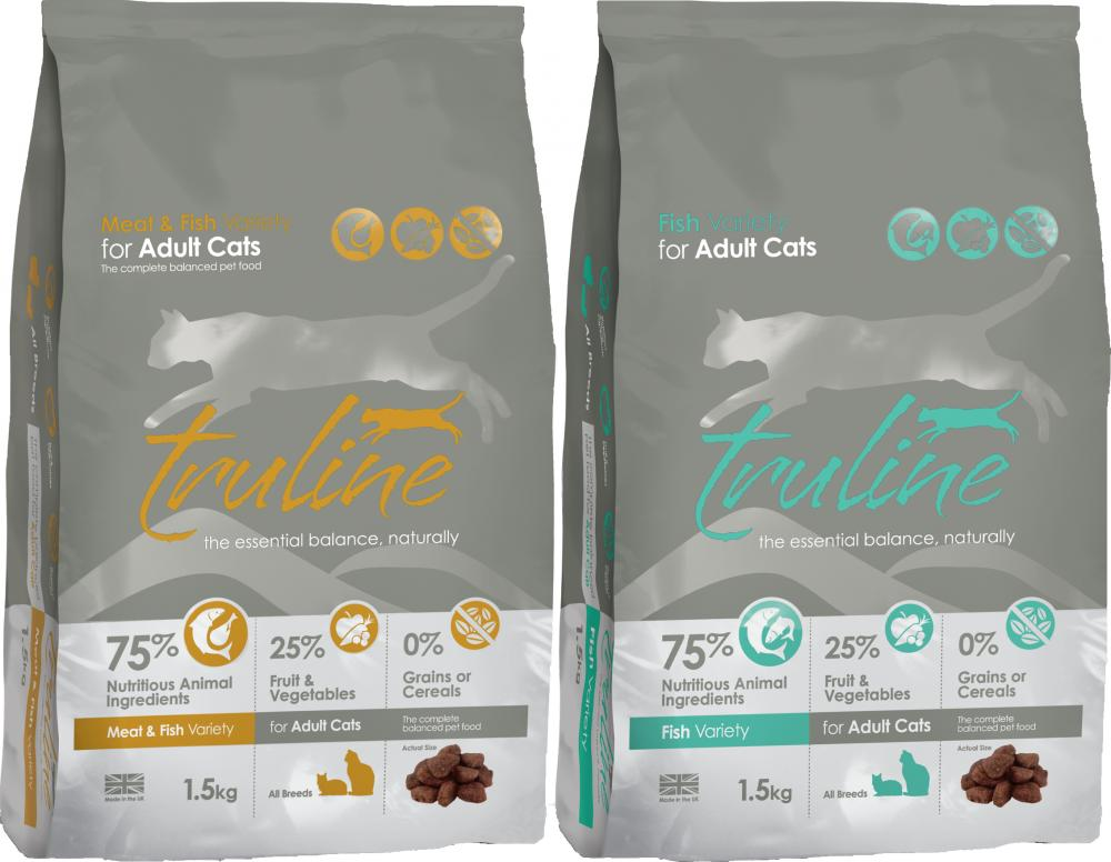 Truline Adult Cat Food