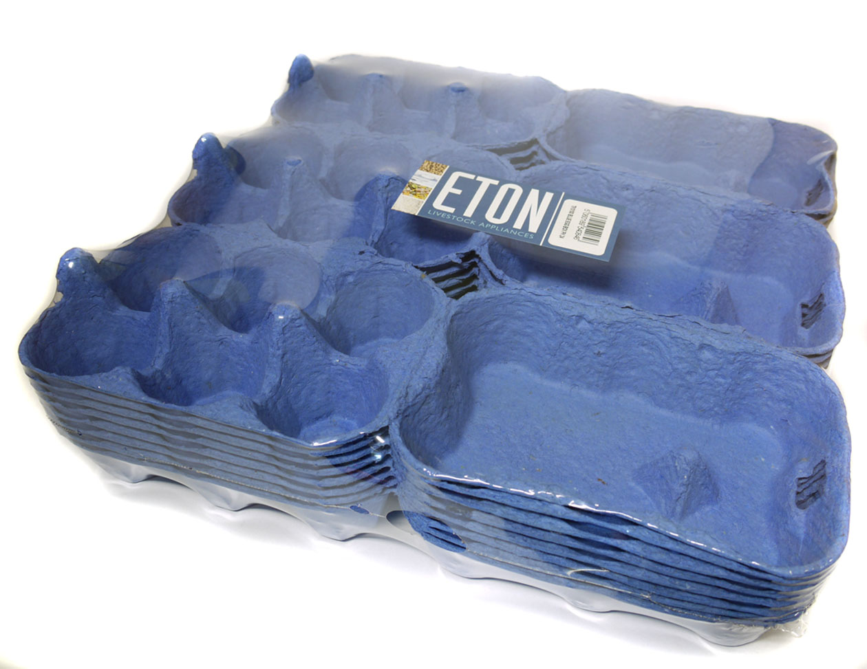 Tusk Eton Blue Egg Boxes
