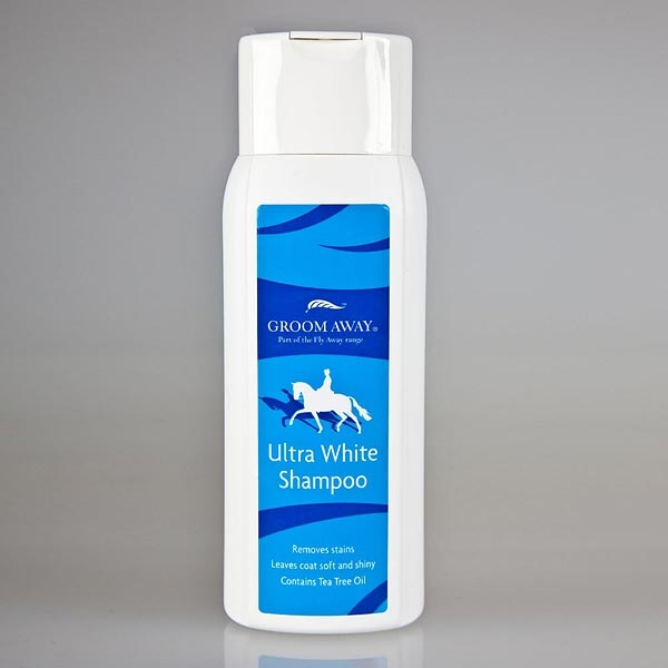 Groom Away Ultra White Shampoo