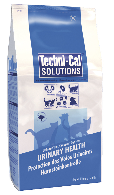 Techni Cal Solutions Urinary Health Dry 🐱 Cat Food