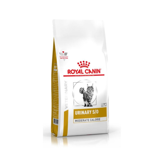 Royal Canin Feline Veterinary Diets Urinary S/O Moderate Calorie Cat Food