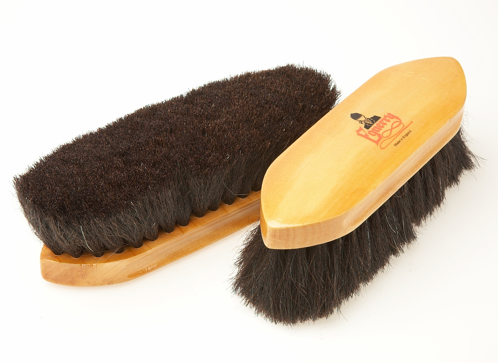 Vale Brothers Equerry Wooden Dandy Horse Hair Brush