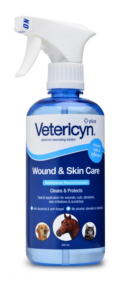 Vetericyn Wound And Skin Care Spray