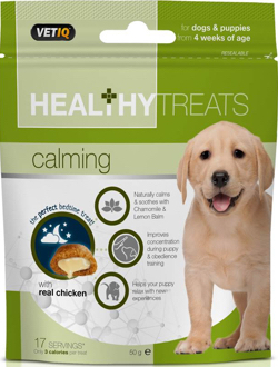 Vetiq Calming Treats for Puppies