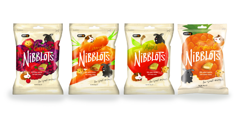 VetIQ Nibblots Small Animal Treats