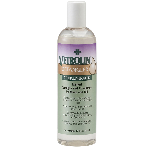 Vetrolin Detangler for Horses