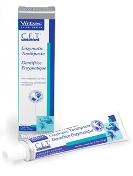 Virbac CET Enzymatic Toothpaste for Dogs & Cats