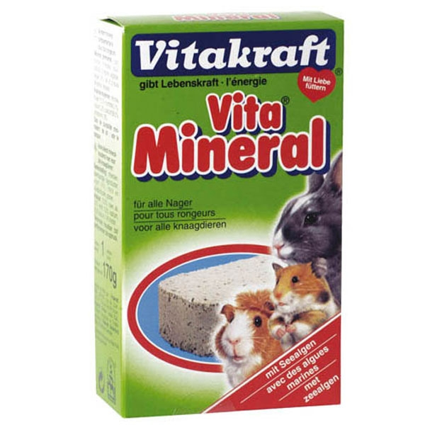 Vitakraft Mineral Stone for Small Animals