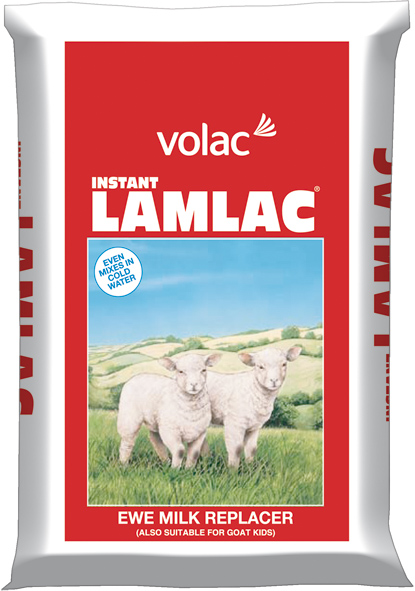 Volac Lamlac Milk Replacer