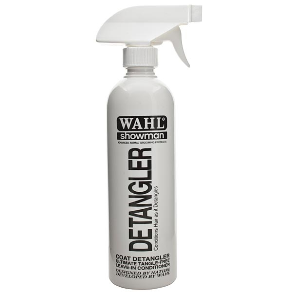 Wahl Easy Groom Detangler Spray for Dogs