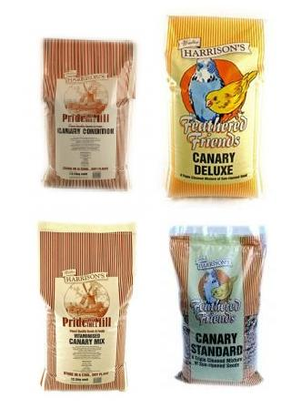 Walter Harrisons Canary Bird Food