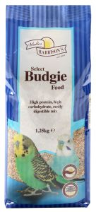 Walter Harrison's Select Budgie Food