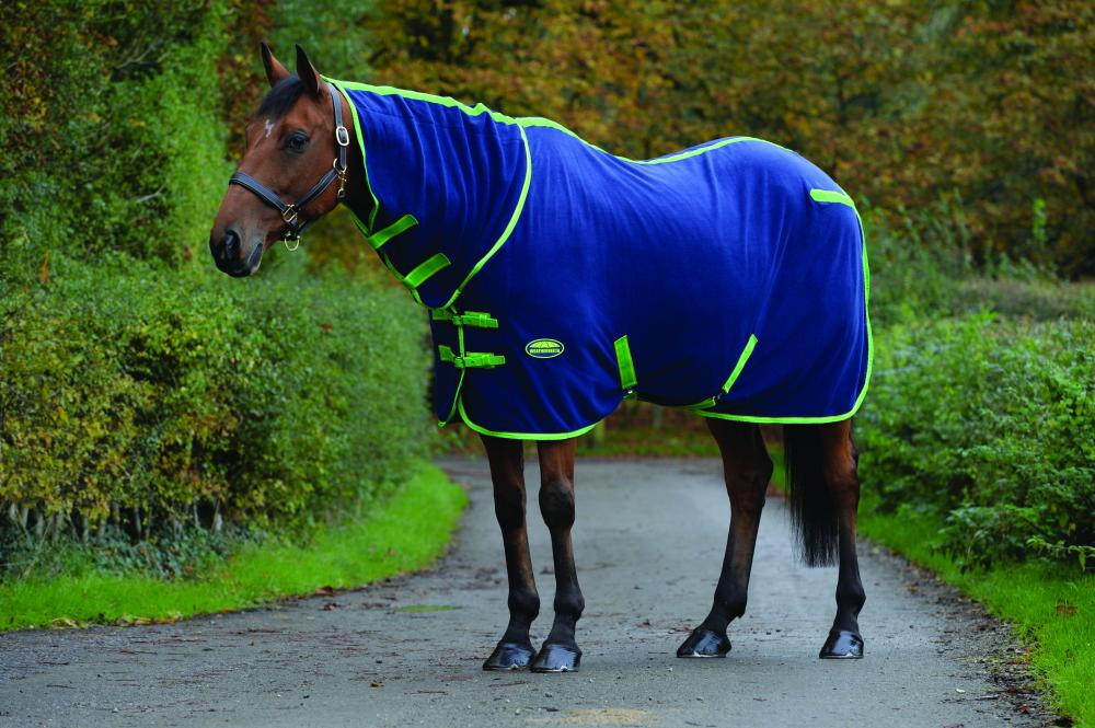 WeatherBeeta Fleece Cooler Combo Rug