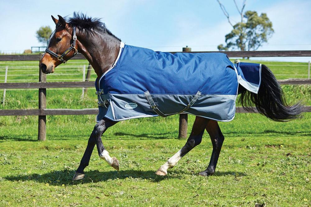 WeatherBeeta Freestyle 1200D Standard Neck Lite Turnout Rug