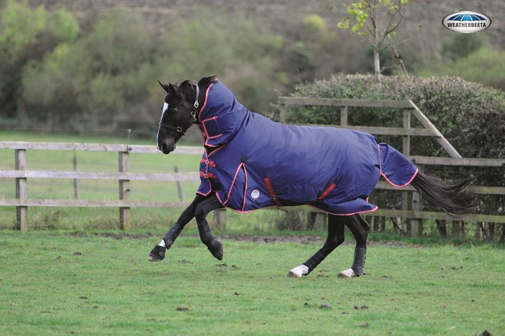 WeatherBeeta Original 1200D Combo Turnout Rug