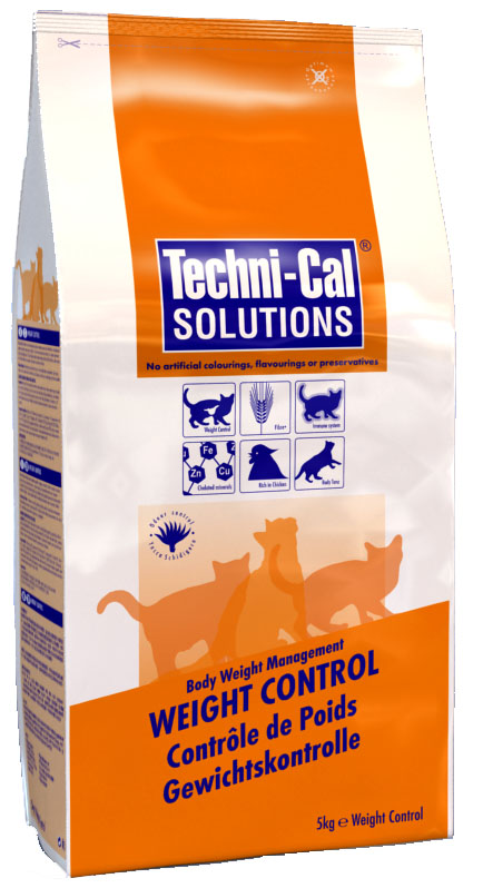 Techni-Cal Solutions Weight Control Cat Food