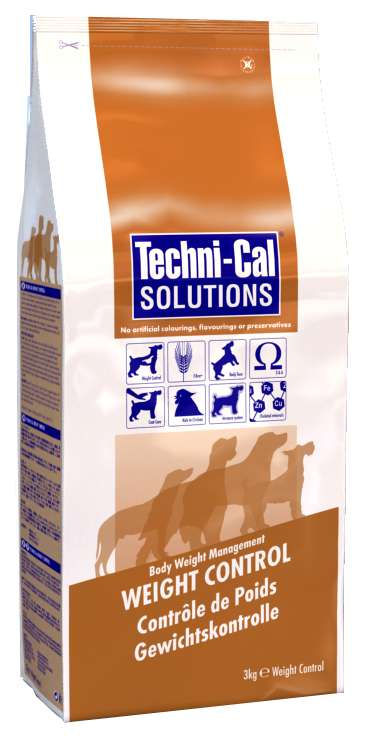 Techni-Cal Solutions Weight Control Dog Food