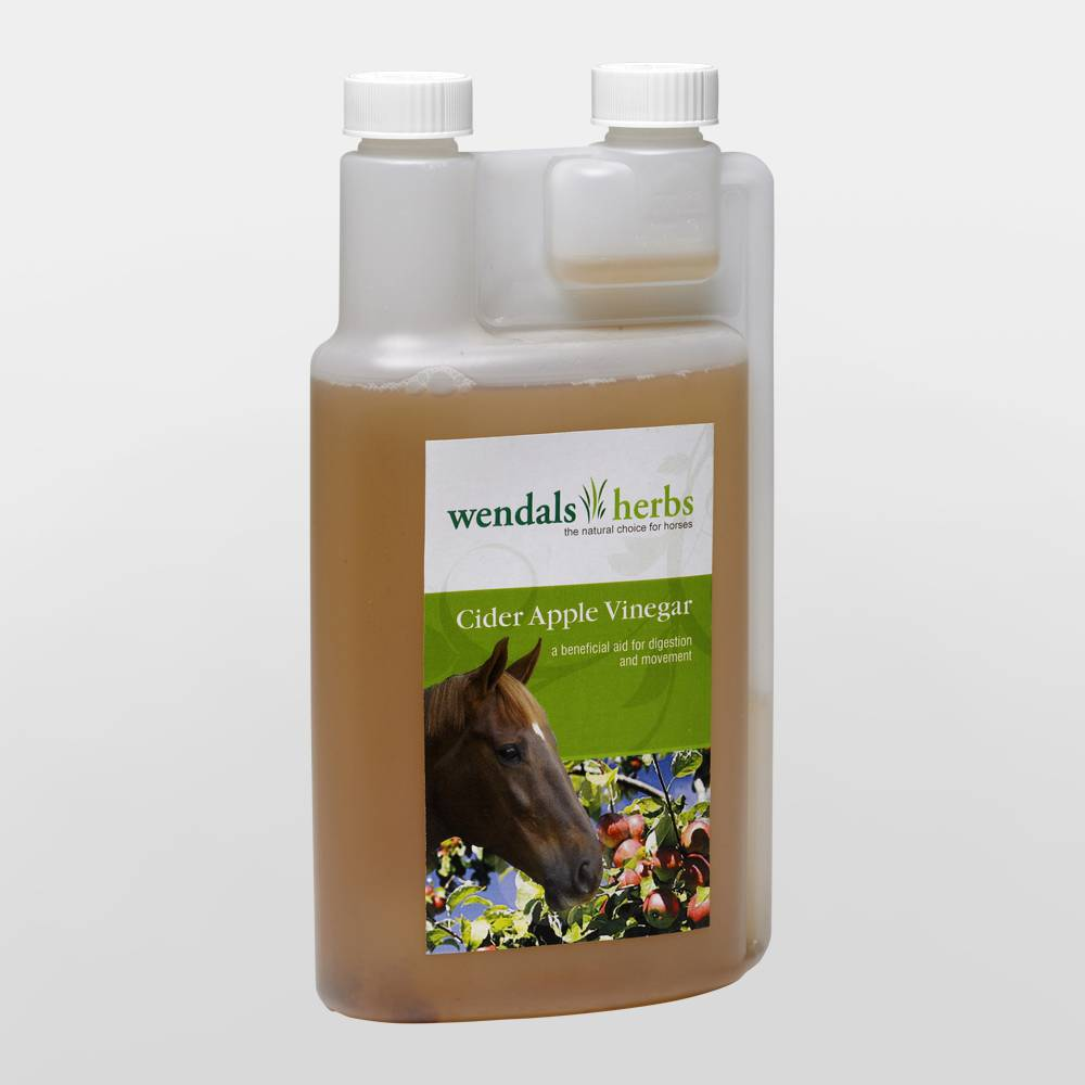Wendals Cider Apple Vinegar for Horses