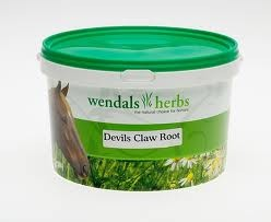Wendals Devils Claw Root for Horses