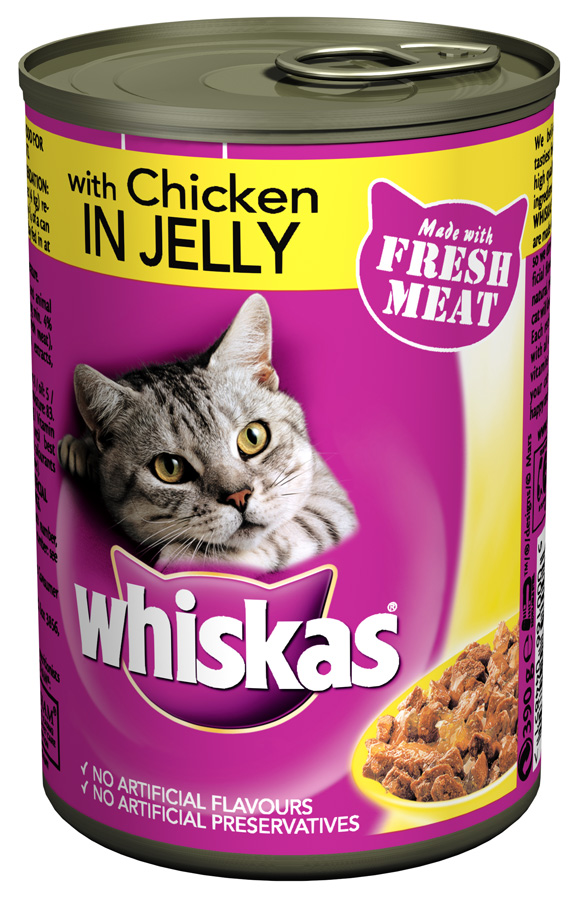 Whiskas Adult Canned Cat Food