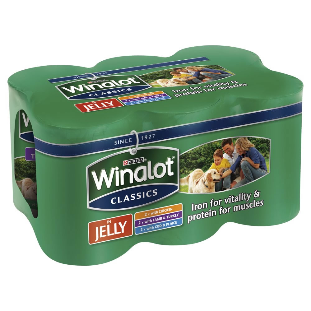 Winalot Complete Dry Dog Food Review