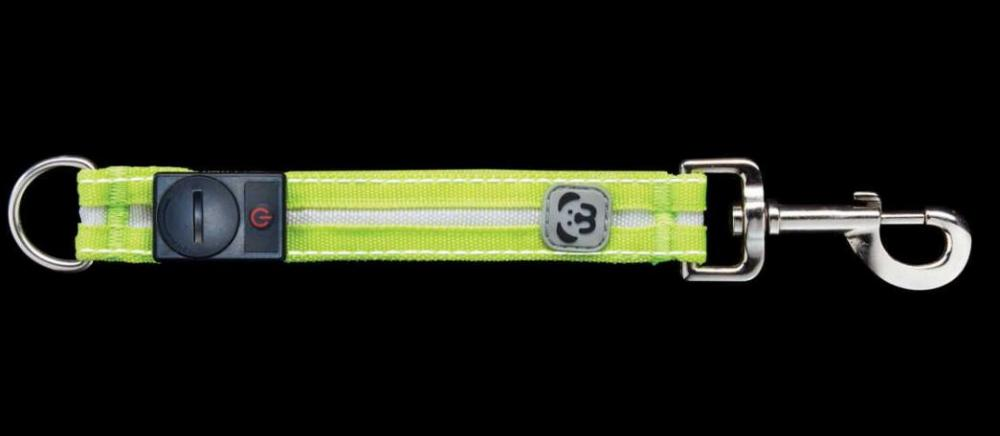 Woofmasta Hi Viz Dog Lead Extension